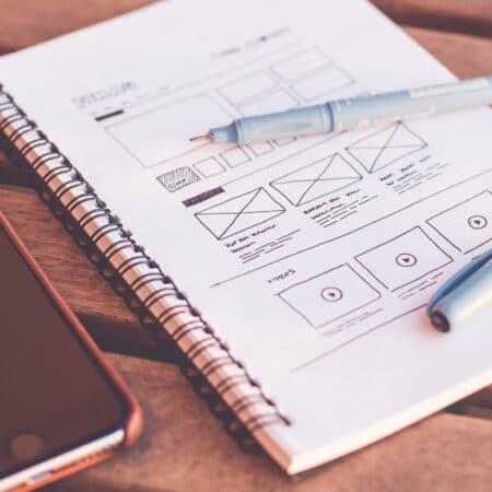 Landing Page Impact Design