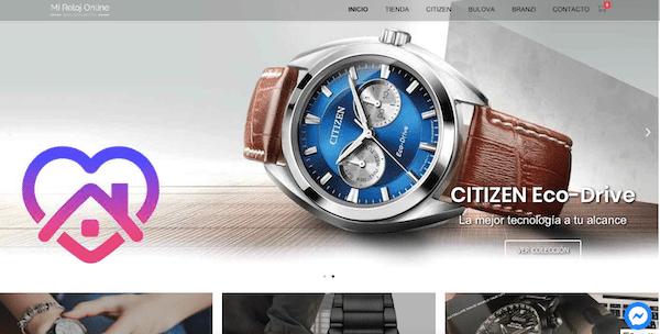 Mi Reloj Online